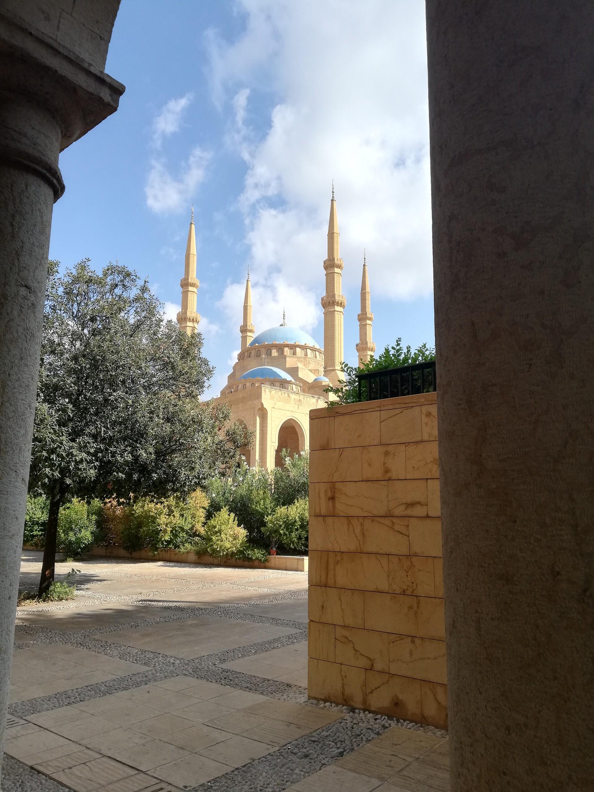Beirut, the Middle East Paris