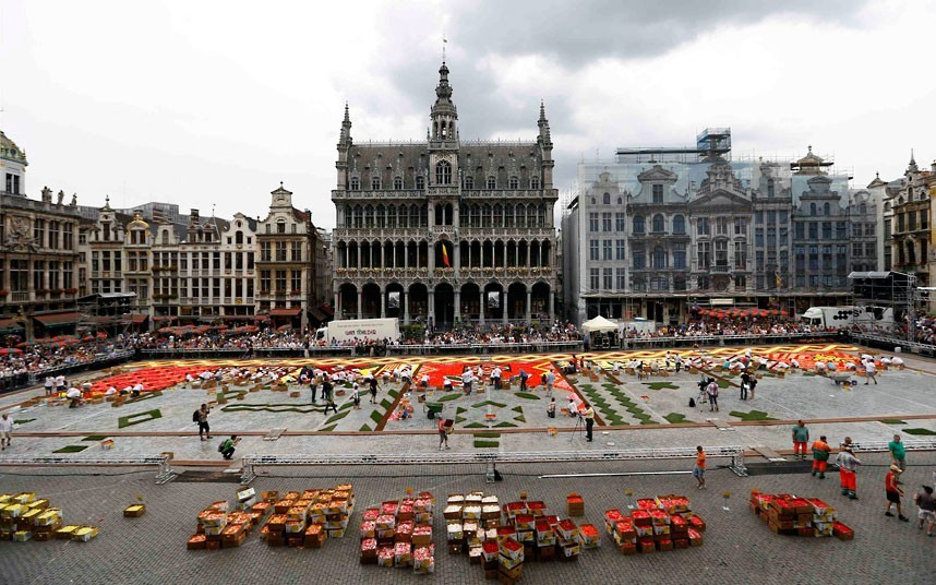 Belgian: Brussels, Brugge and Beer