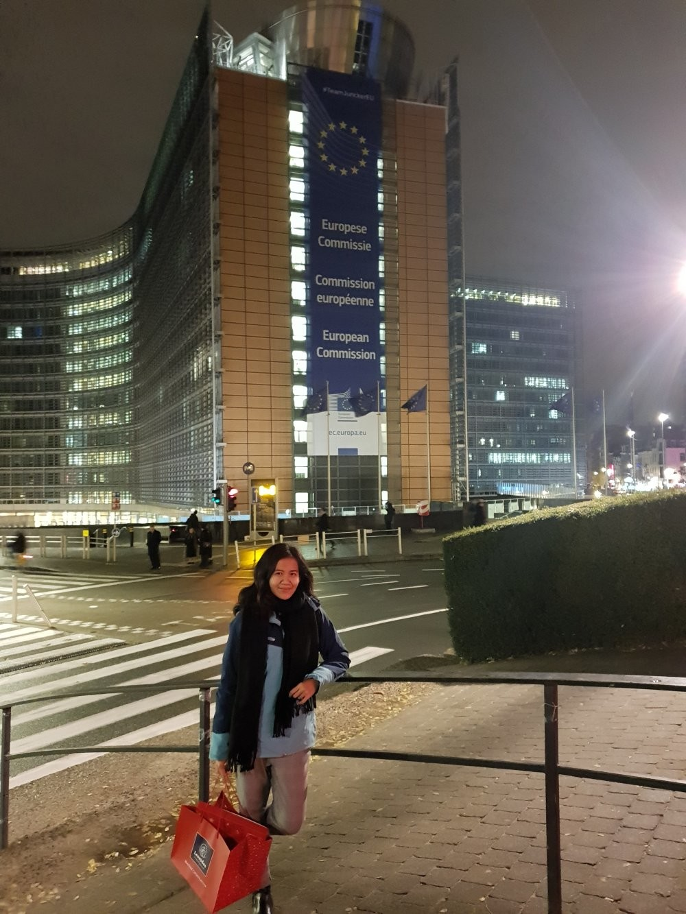 Belgium: Huy, Chapon-Seraing and Brussels