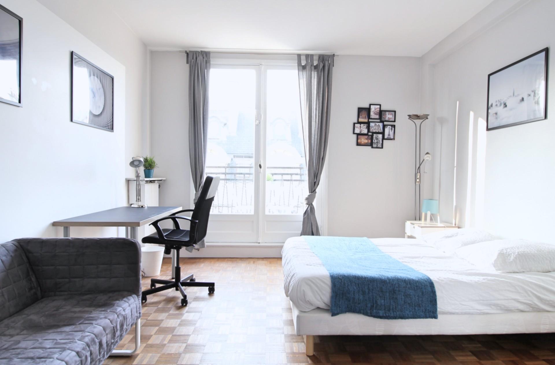 Belle chambre meublée | Location chambres Paris on