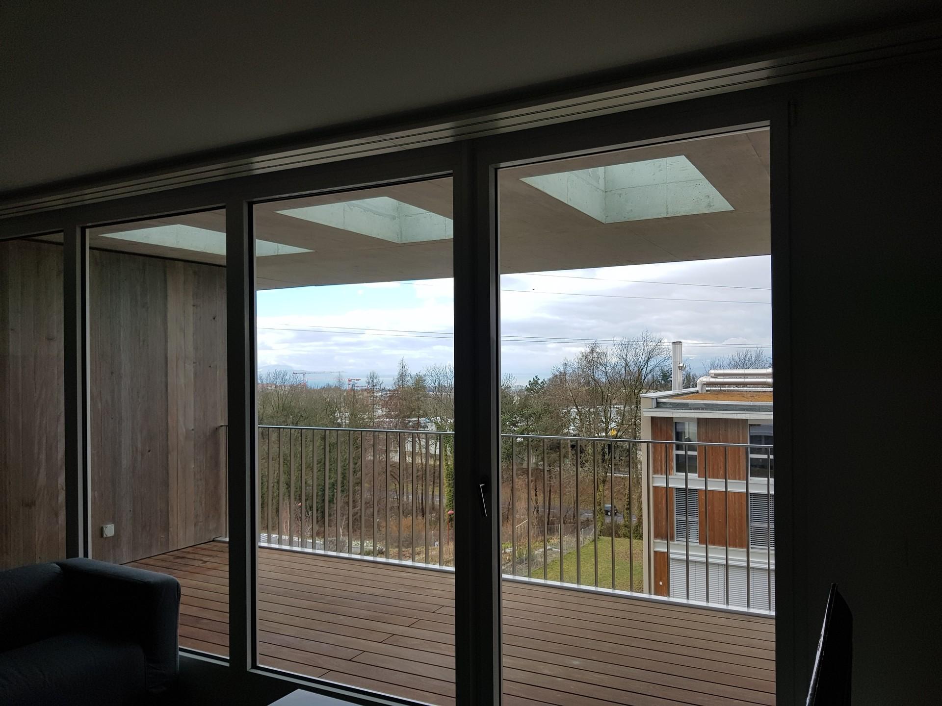 Belle chambre dans une résidence moderne à 2 minutes de Lausanne ...
