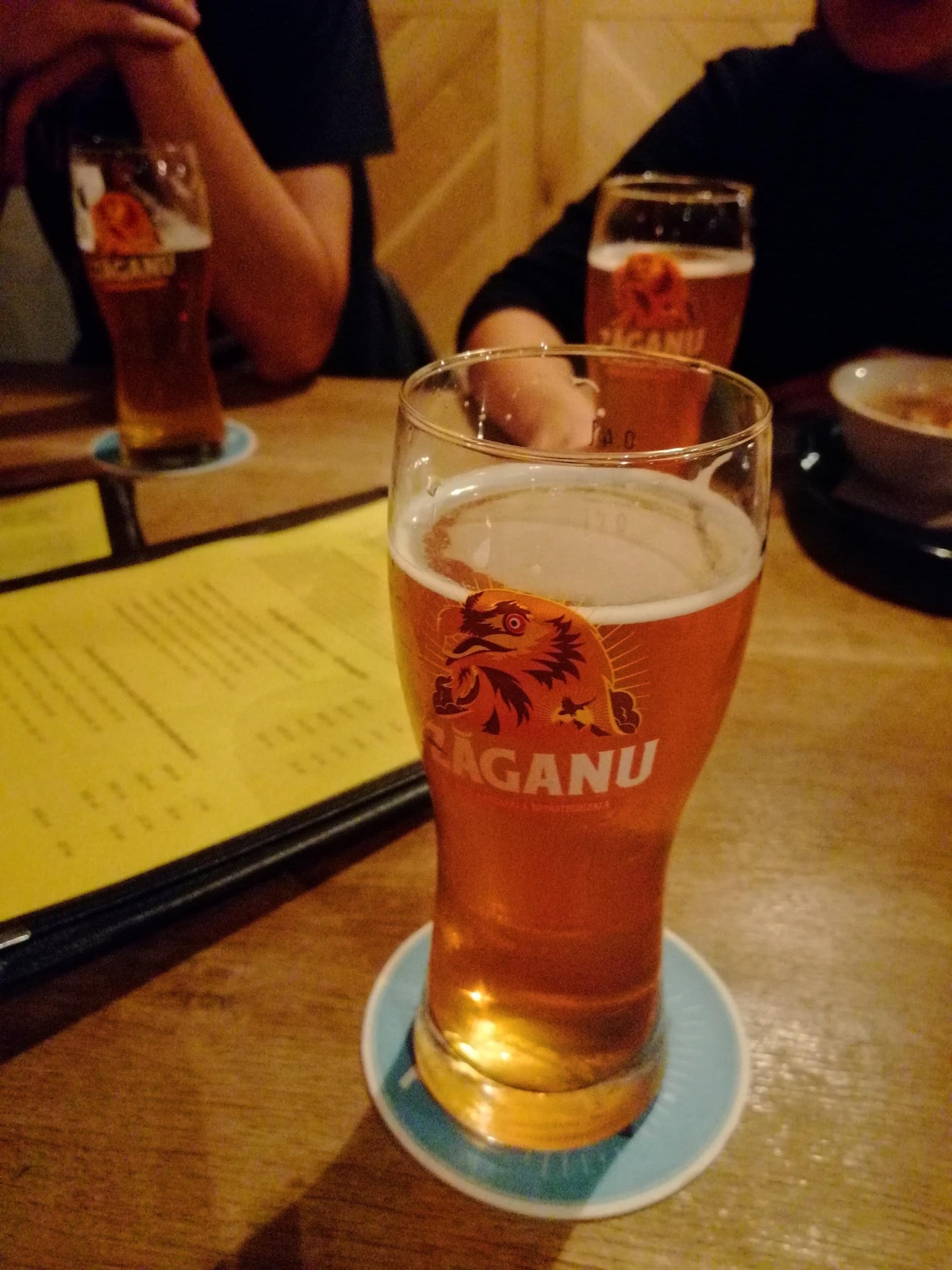 Bere della buona birra a Bucarest