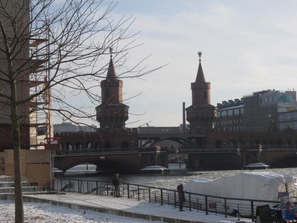 Berlin's best bridge
