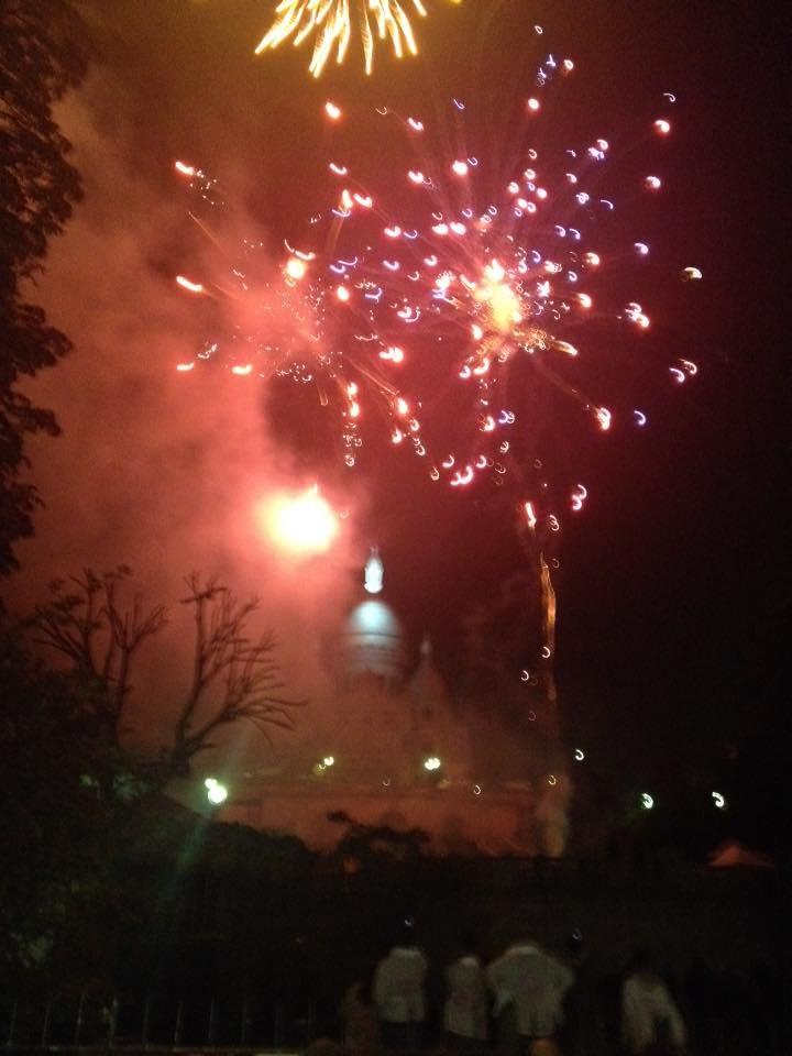 Best fireworks display I've ever seen!