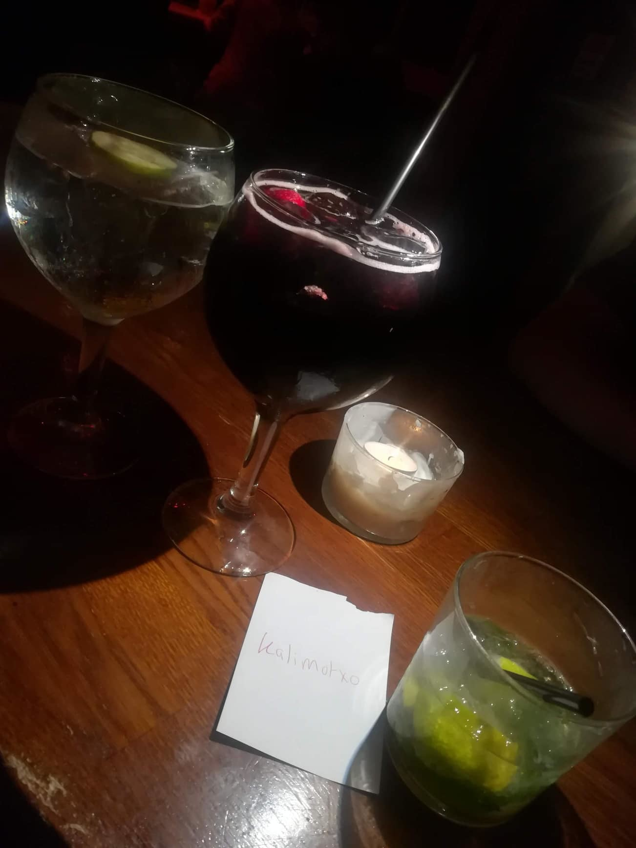 Best mojitos/Cocktails in town! (Caravela, Limehouse, The mint - Parte 1)