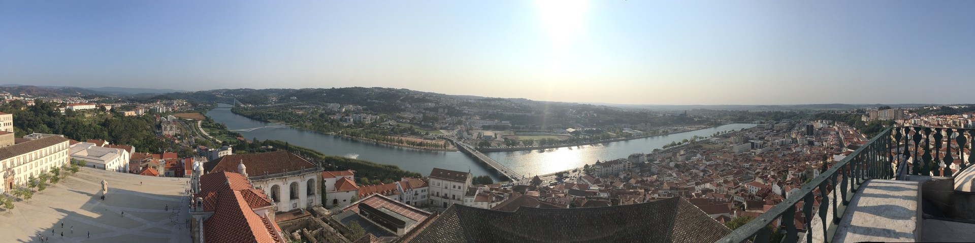Best view in Coimbra