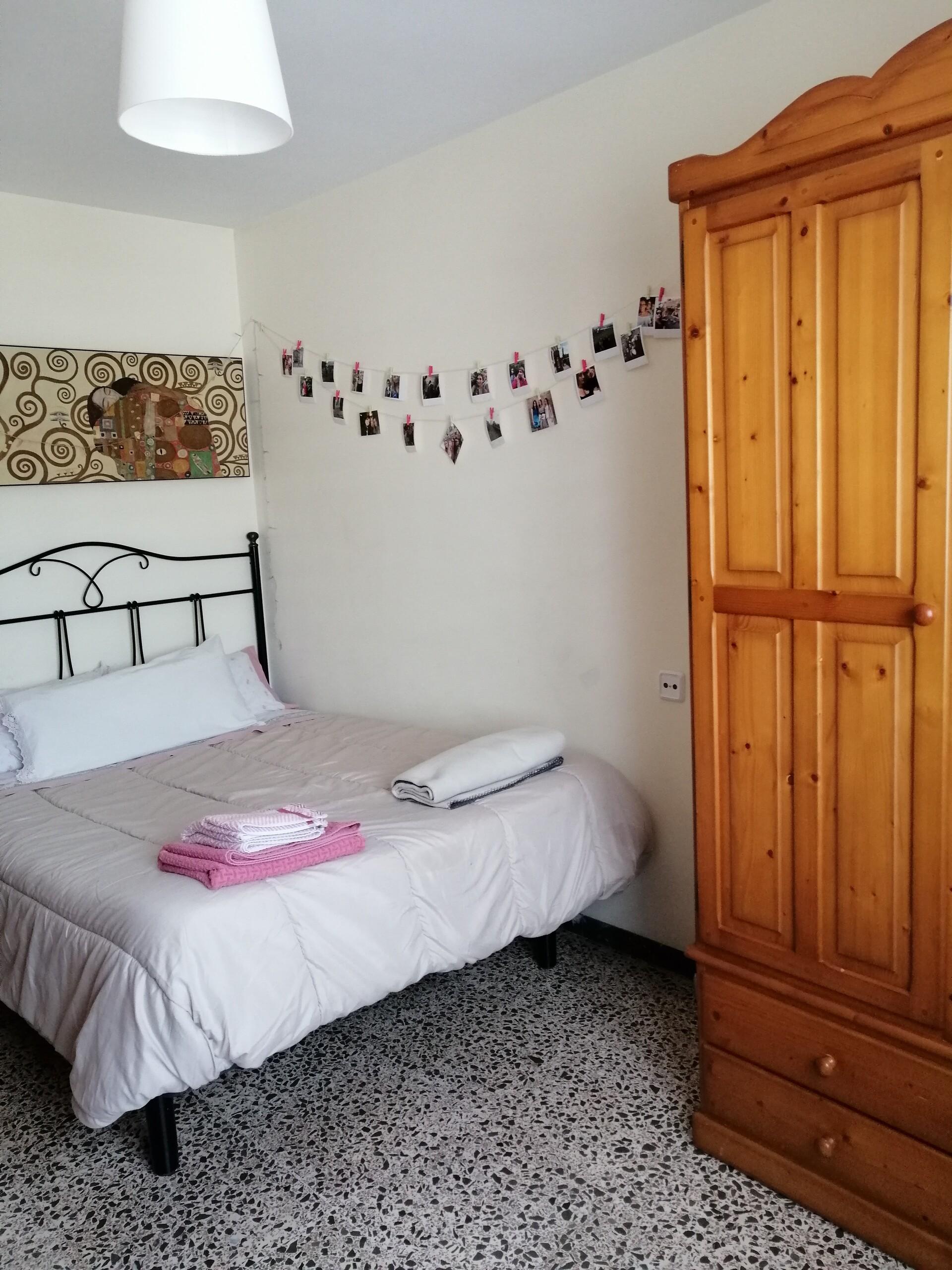Habitación céntrica, amplia y luminosa en Palma