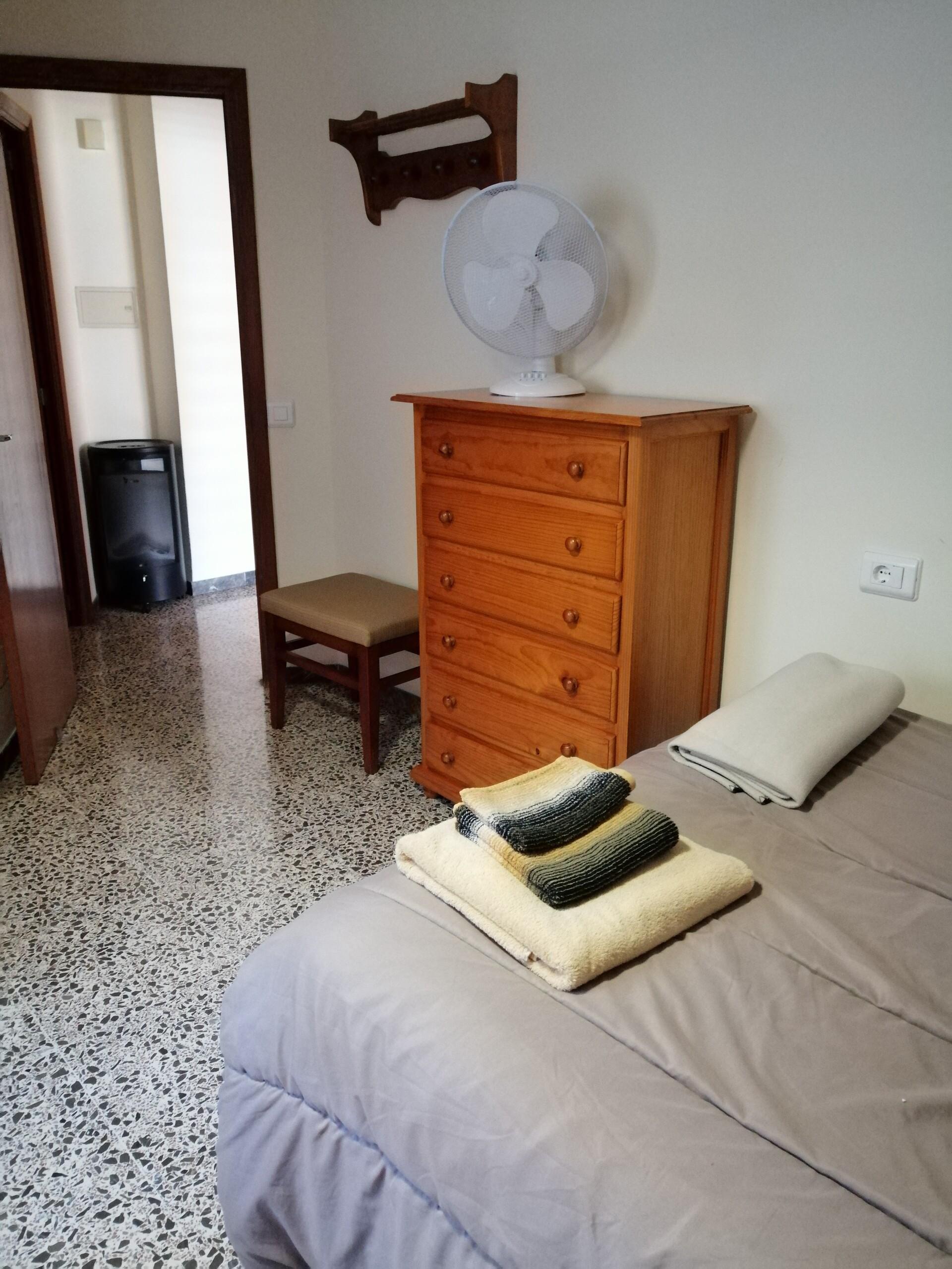 Habitación céntrica y muy amplia en Palma