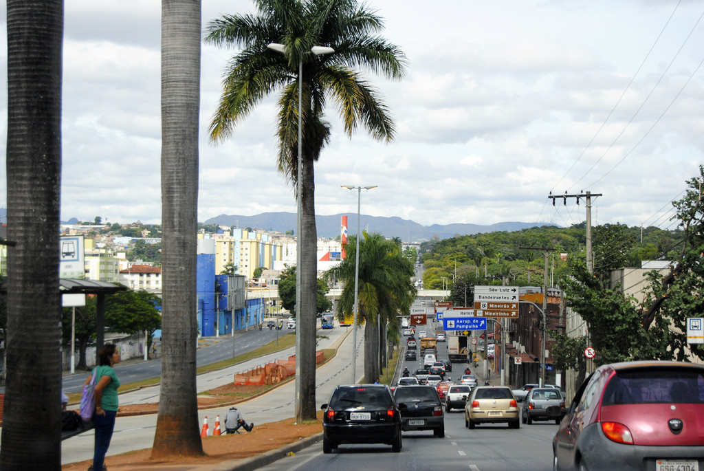 BH, capitale de Minas Gerais
