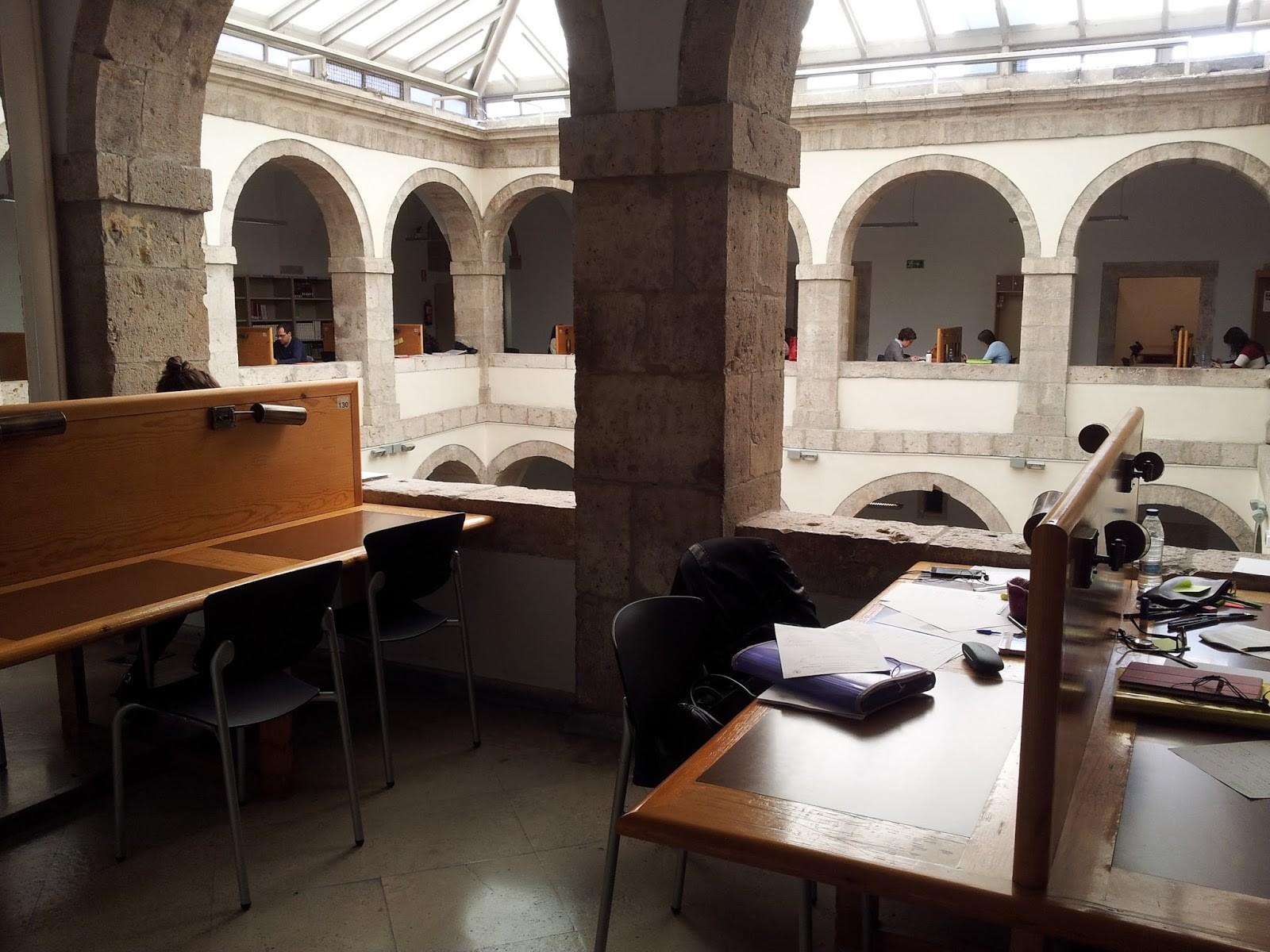 Bibliotecas De Valladolid Consejos Erasmus
