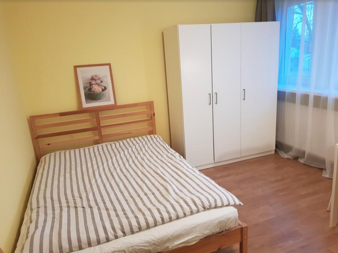 Big and comfortable room