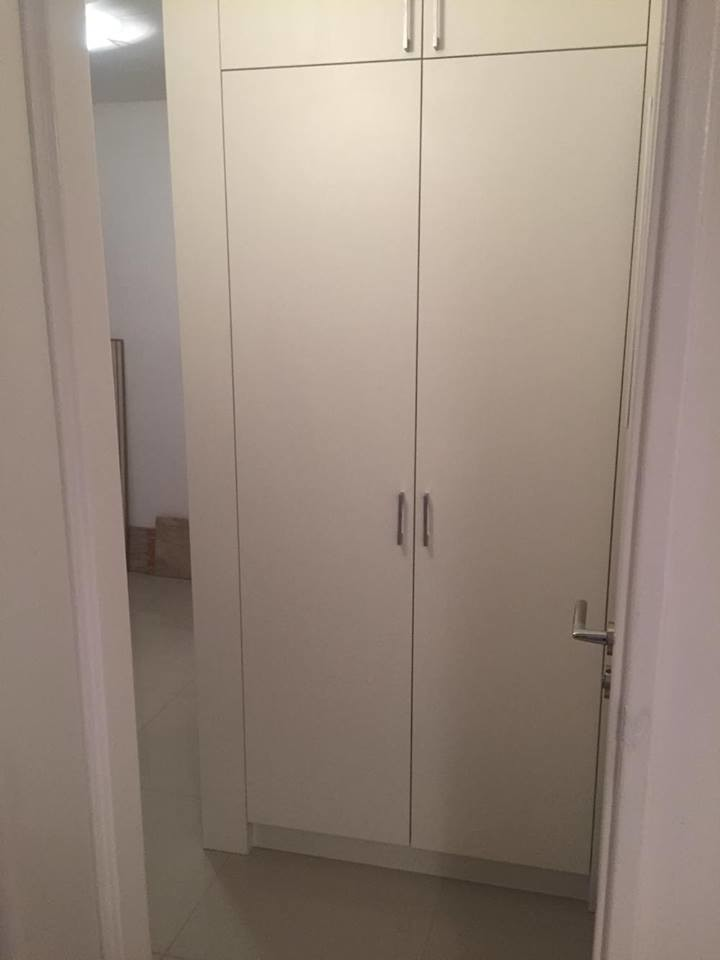 Big, modern double or single room in Warsaw