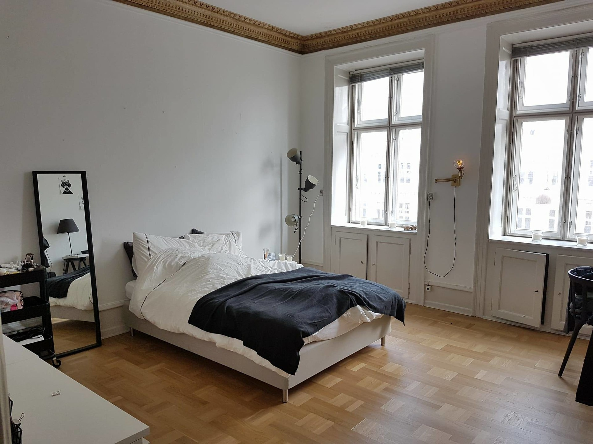 Big And Nice Apartment In Copenhagen, With A Big Room