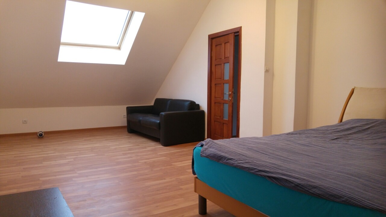 Big Room (30m2 - 2 pers.) for rent in a beautiful house