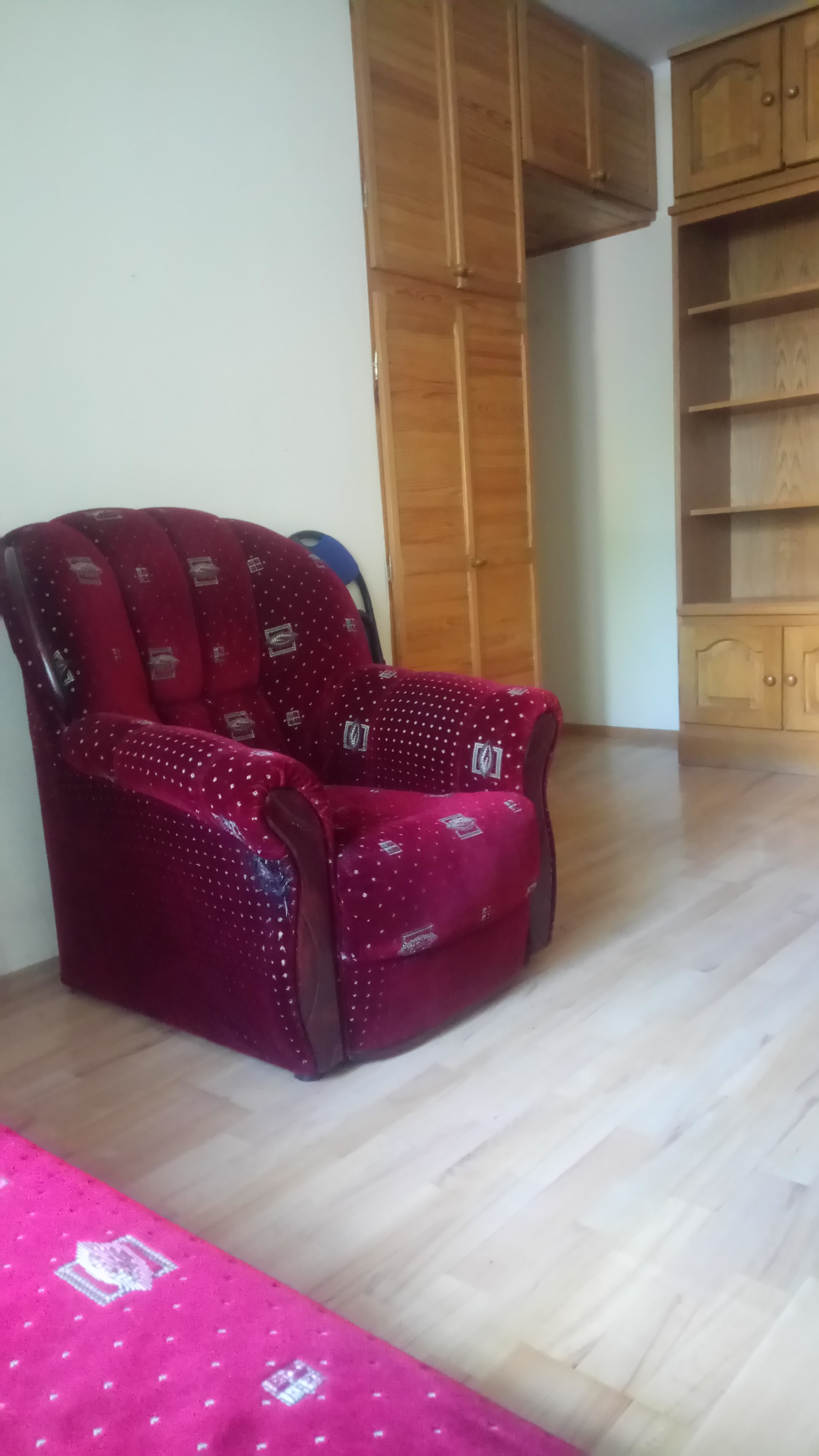 Big Room For Single Or Couple Double Bed 20 Minutes By Metro From Exact City Center Apartment With Private Garden Room For Rent Warsaw