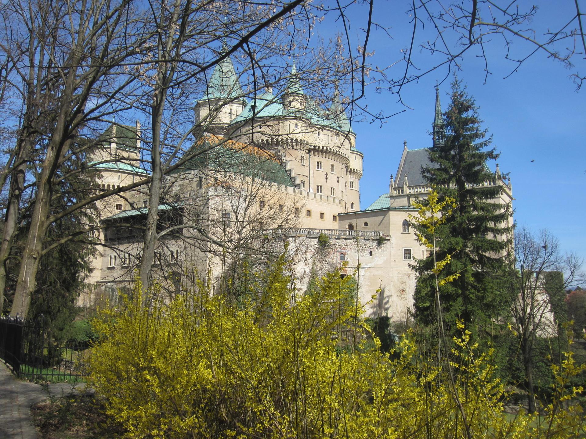 Bojnice: romanticismo y tristeza - un fin de semana de castillos (1/2)