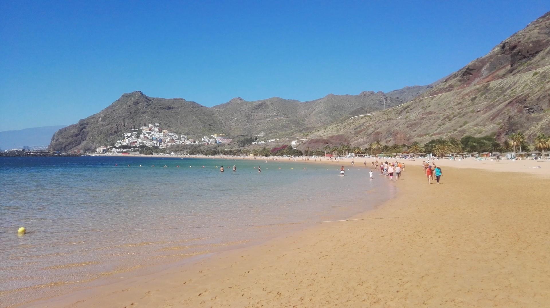Bonita habitacion junto a la playa mas bonita de Tenerife