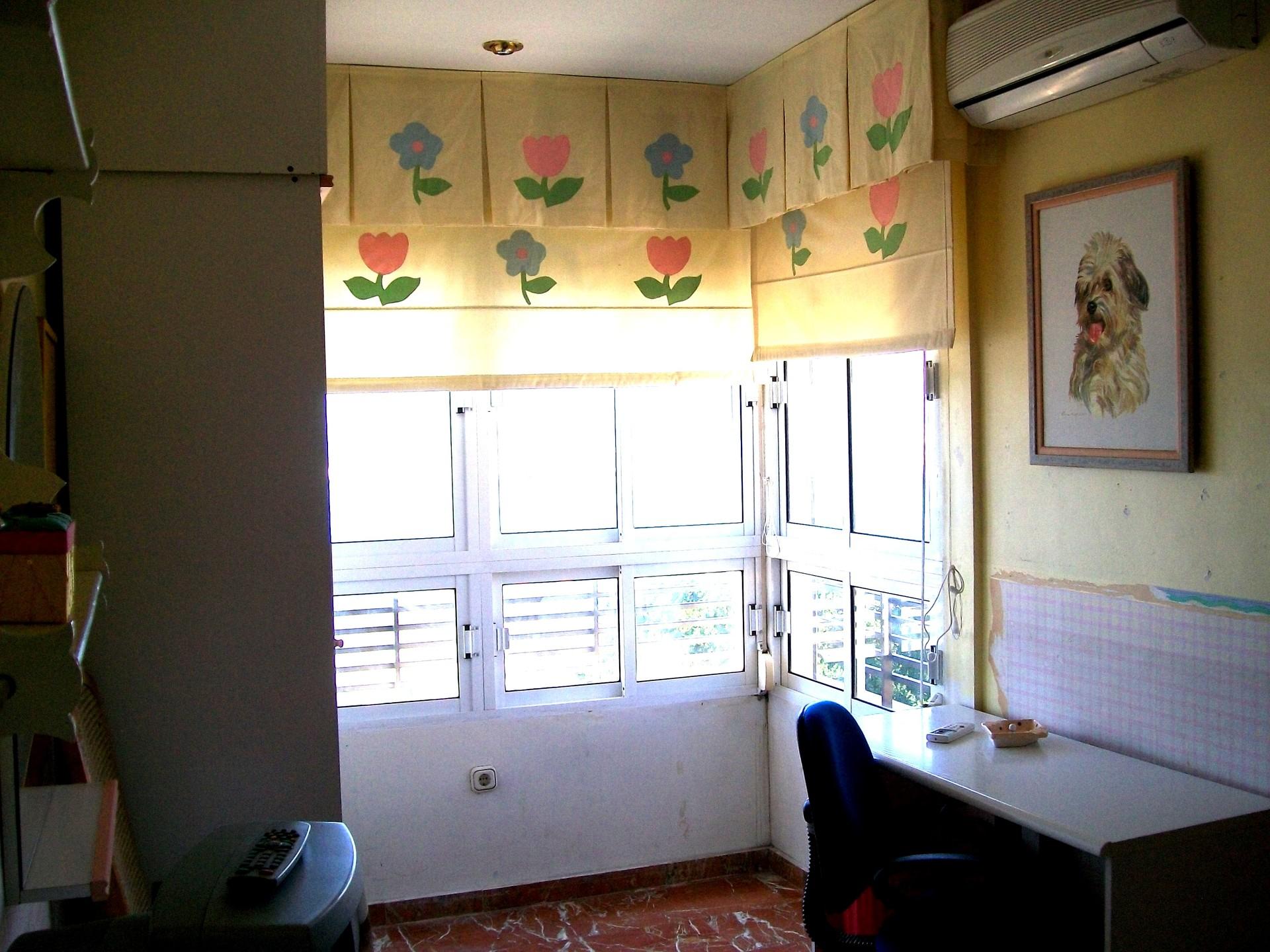 Bonita habitación con unas vista magníficas