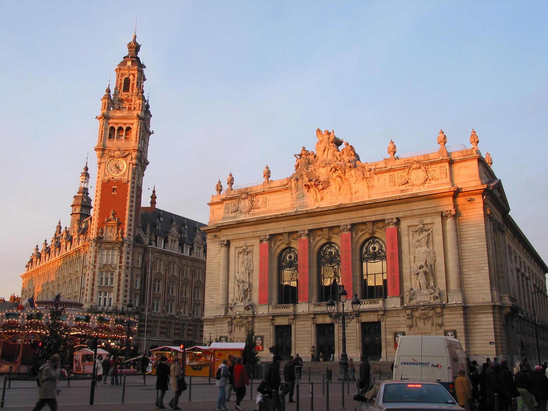 Bonjour! Mes recommandations pour Lille, France