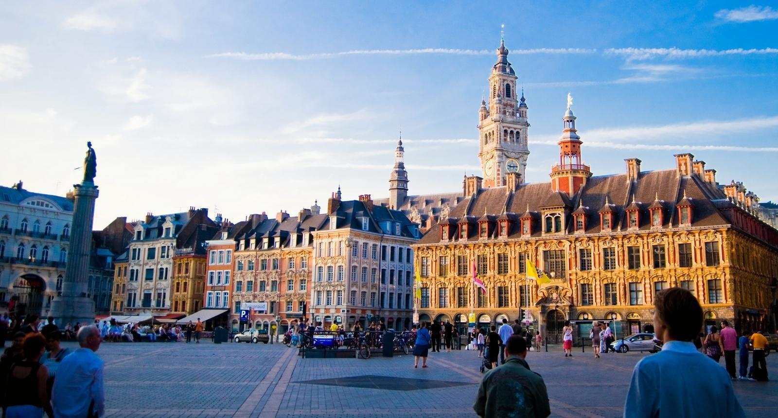 Bonjour! My recommendations for Lille, France
