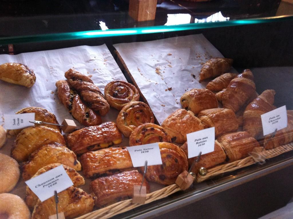 Boulangerie & Bar z widokiem - Paryż 20e