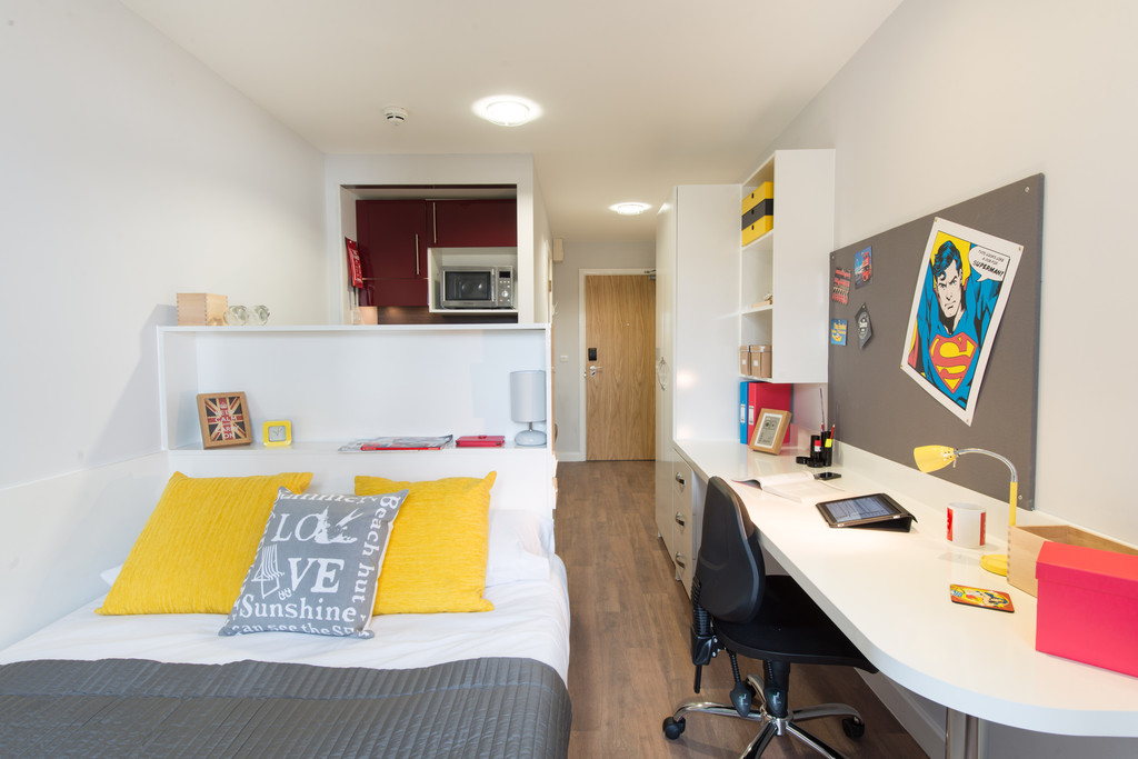 Brand New Stylish Student Accommodation Nestled Between