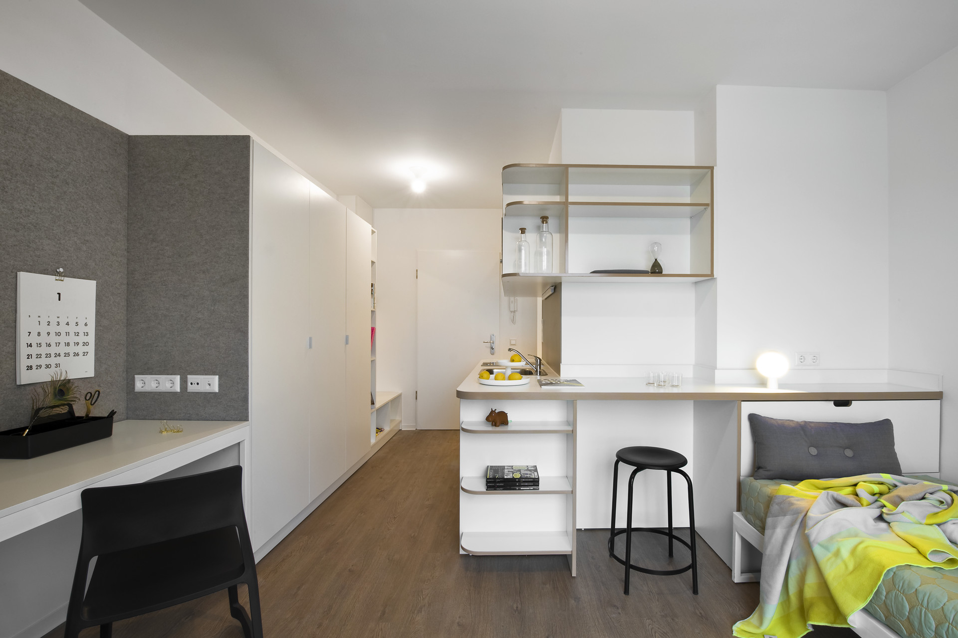 brand new* trendy, modern furnished studio in Berlin Mitte   Rent ...