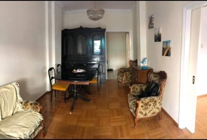 Bright-fully furnished apartment in the heart of Thessaloniki.