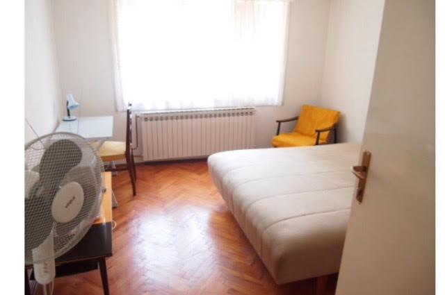 Bright room in the center of Zagreb