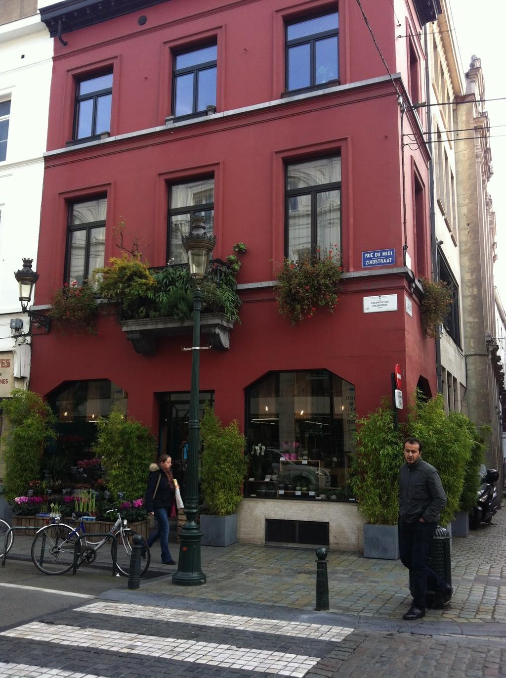 Bruselas. Parte 2