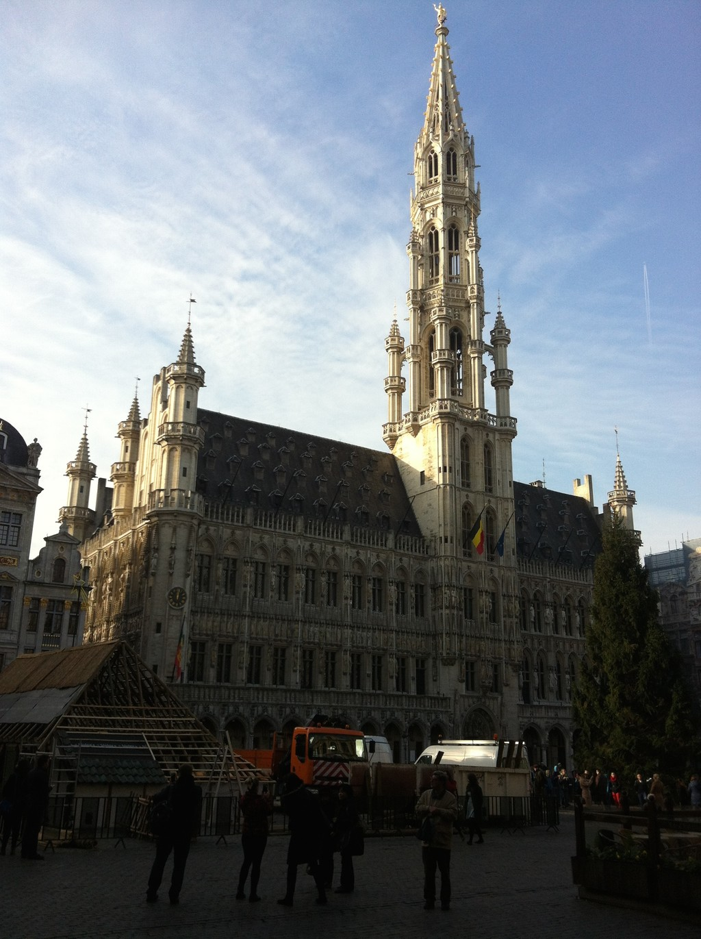BRUSSELS STOP OVER