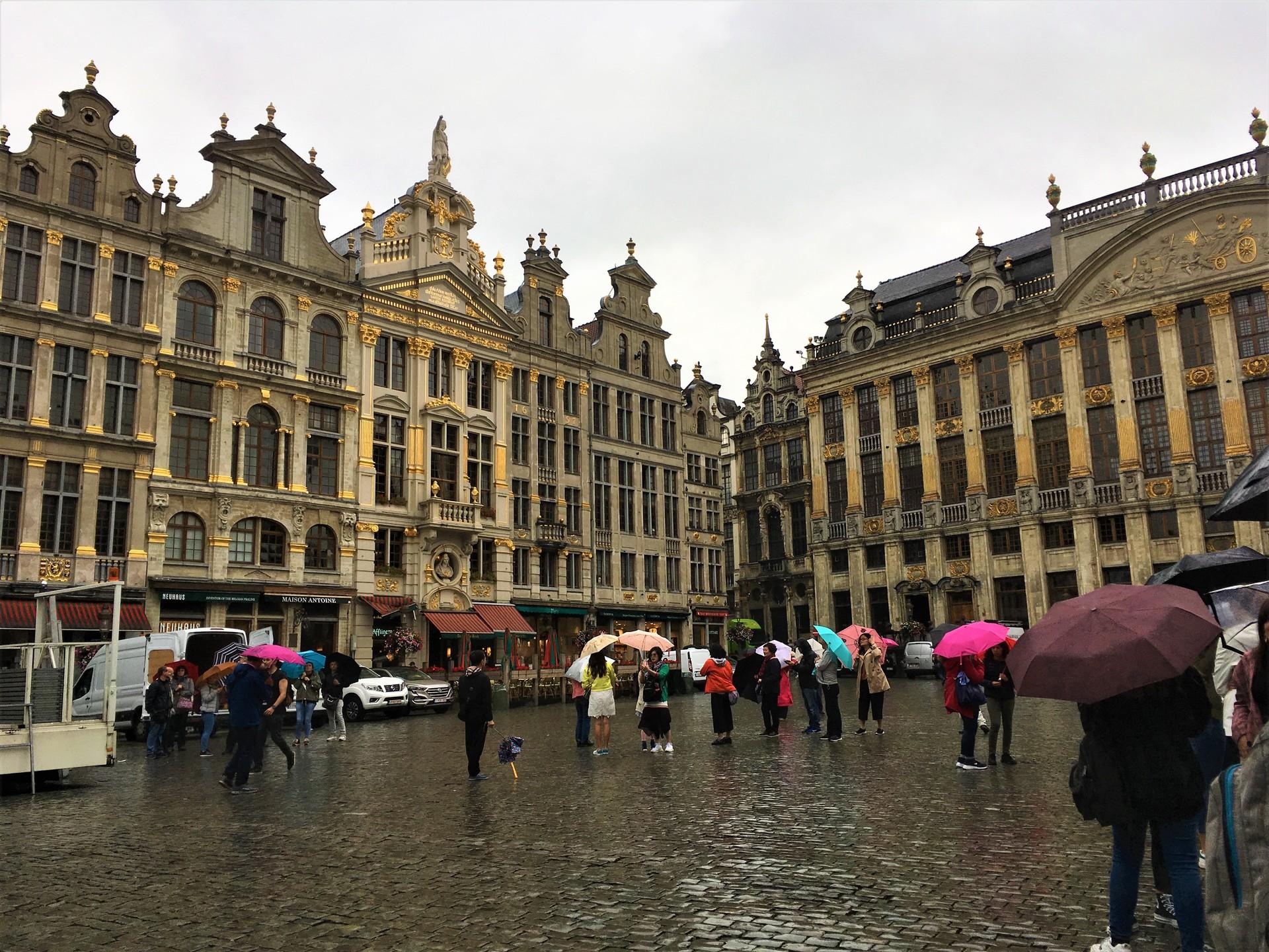 Bruxelles: da sconosciuta a familiare.