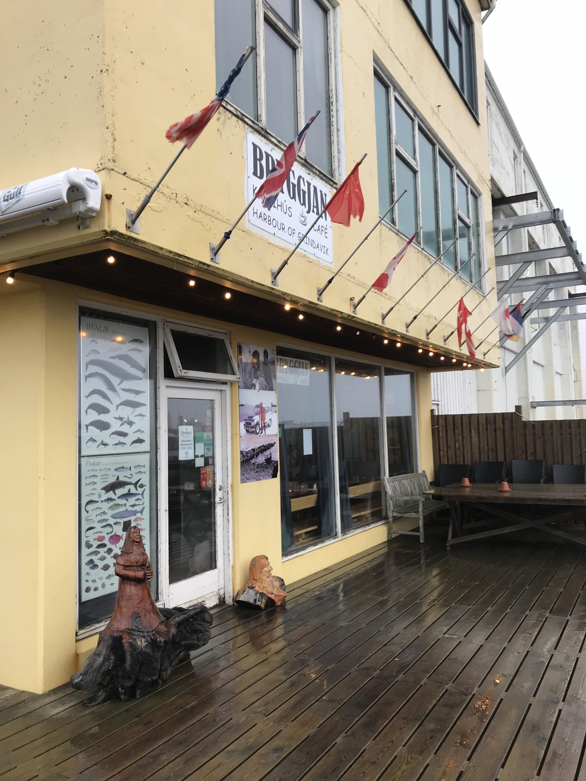 Bryggjan Cafè - Grindavik