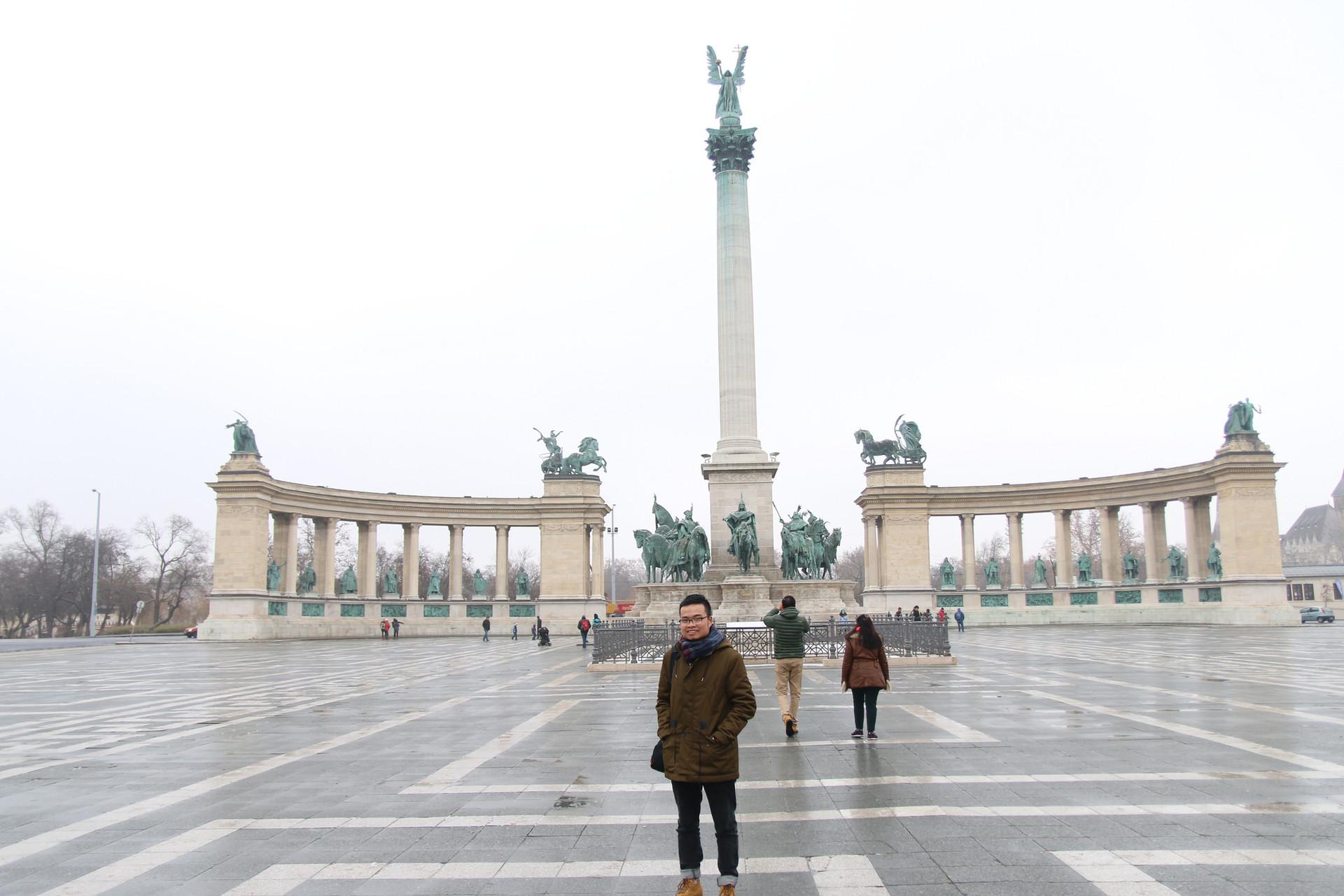 Budapest - un pequeño sentimiento de paz