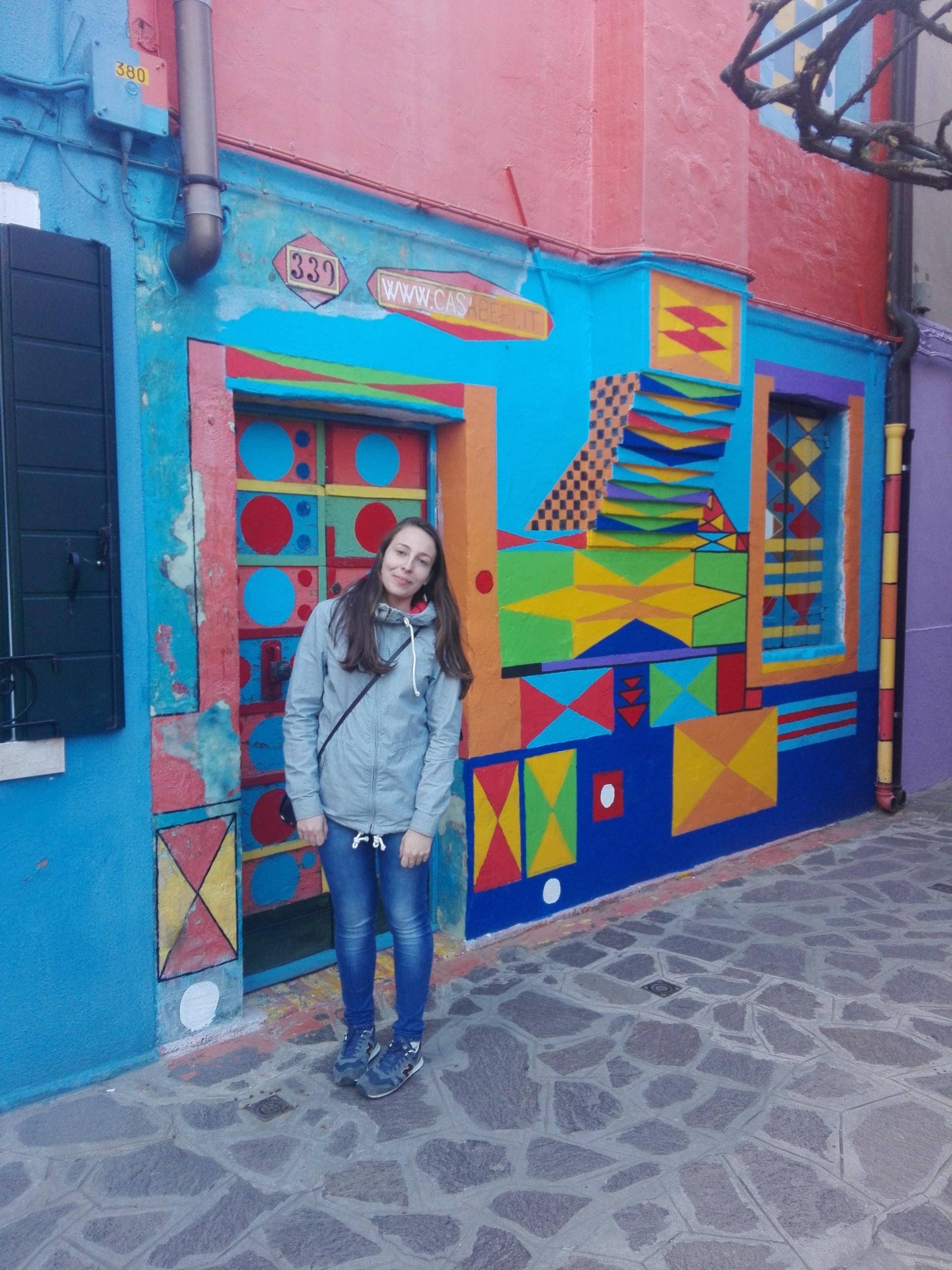 Burano, una ciudad llena de color