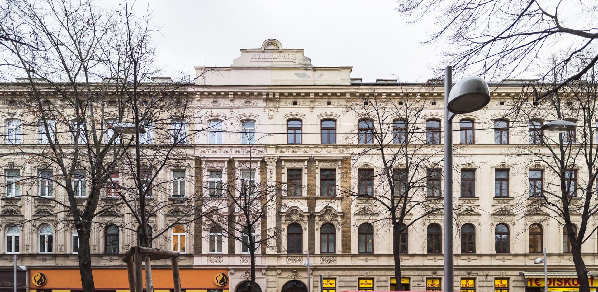 Business Suite Stadthalle- Studio Apartment