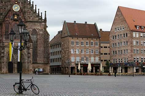 Bye bye Nuremberg!