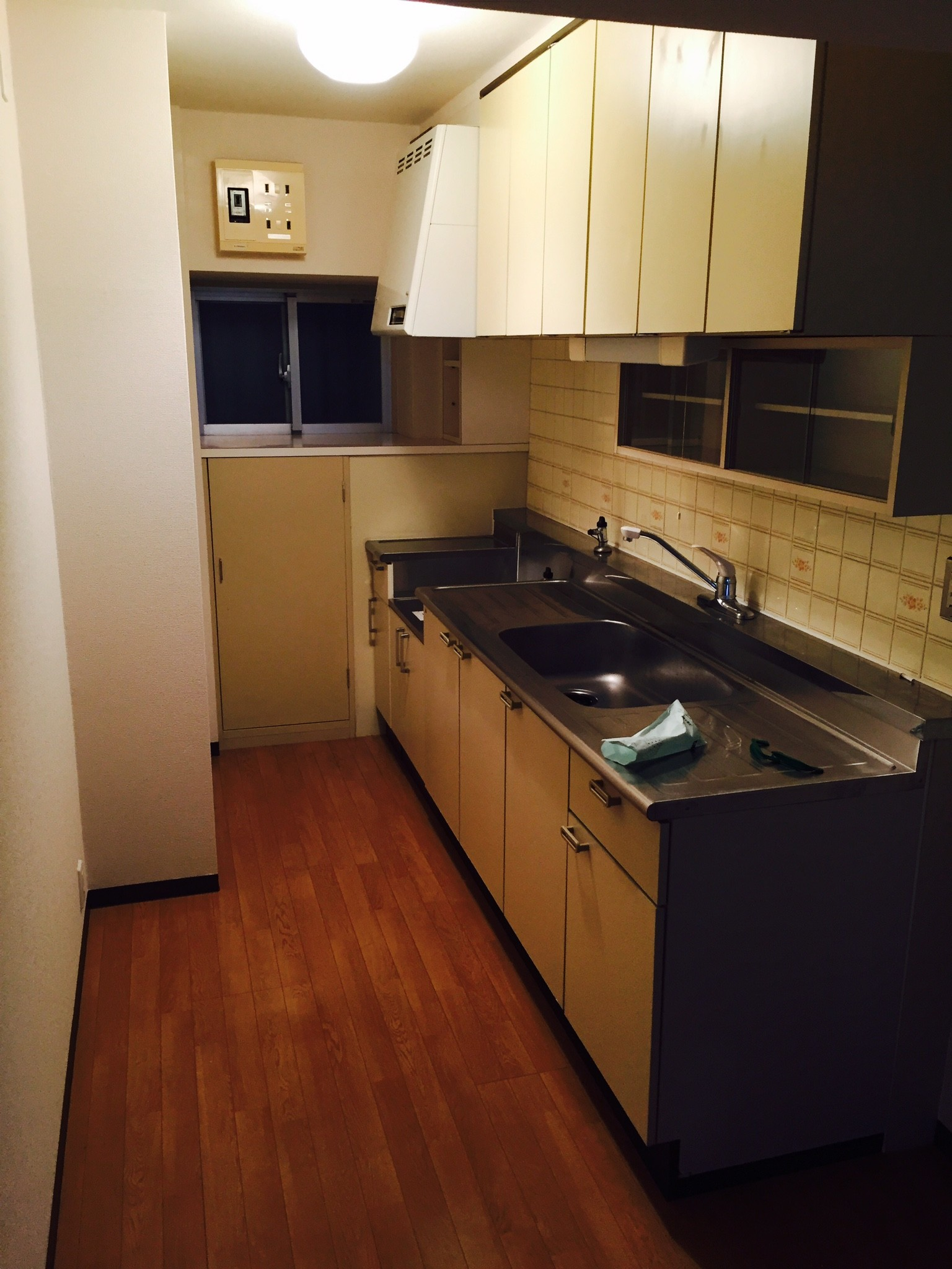 2LDK apartment, looking for female roommate (42500 yen ...