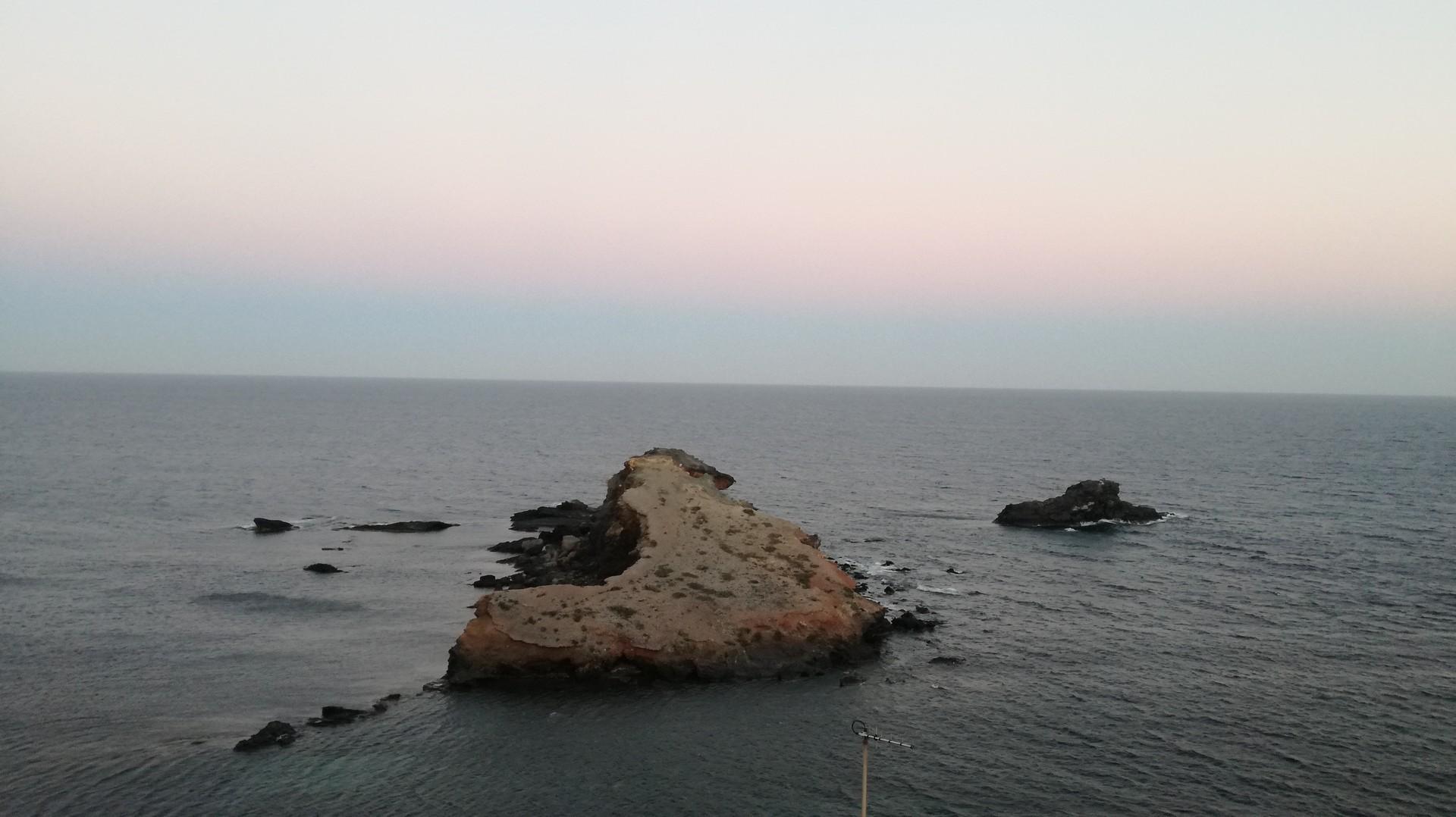 Cabo de Palos e Parco regionale di Calblanque