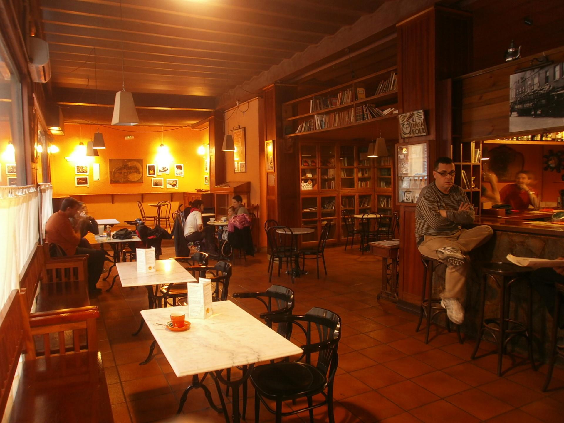 Café Ítaca