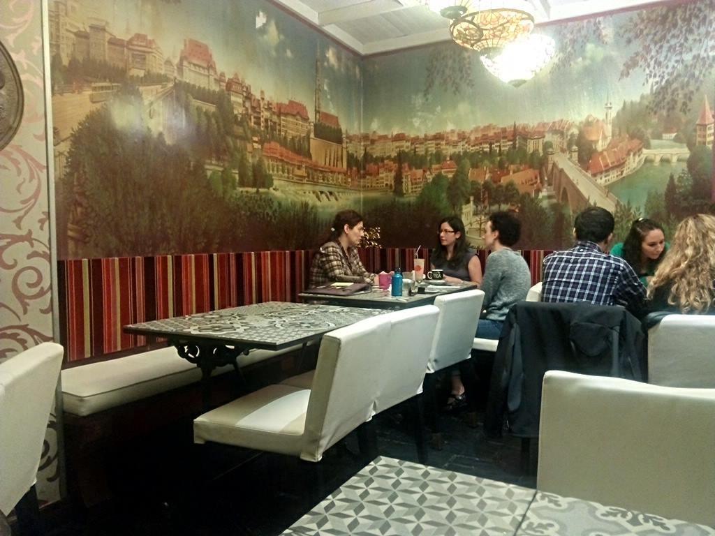 Cafetería Bella Dama