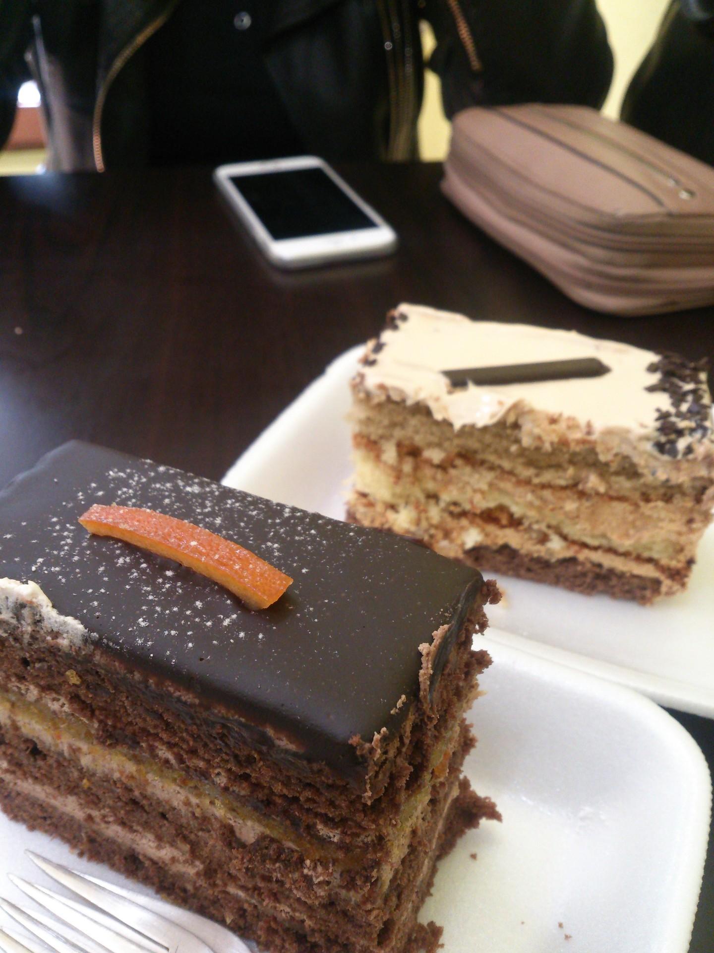 Cakes In Tbilisi Erasmus Blog Tbilisi Georgia