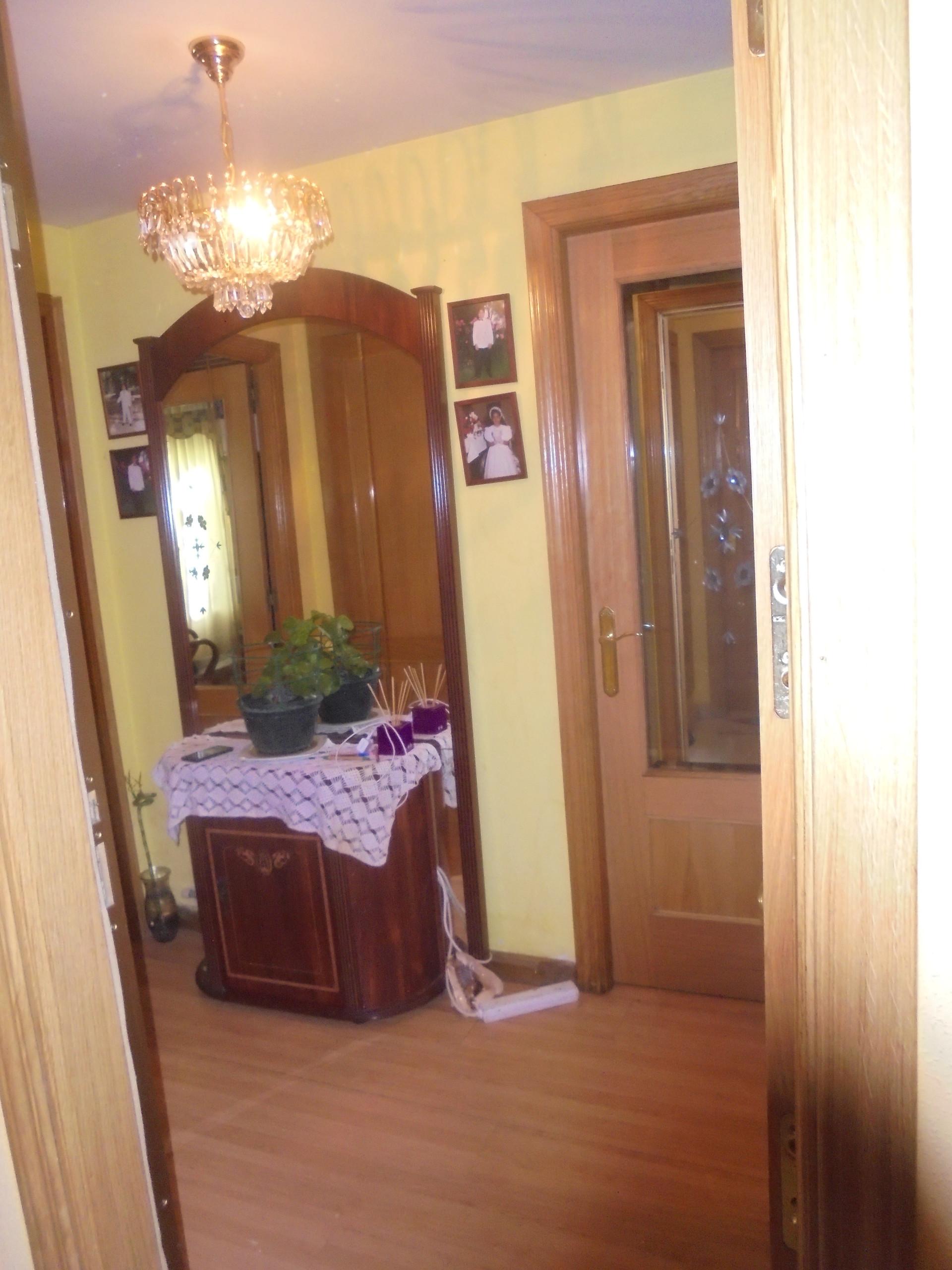 Cama en habitación en piso compartido