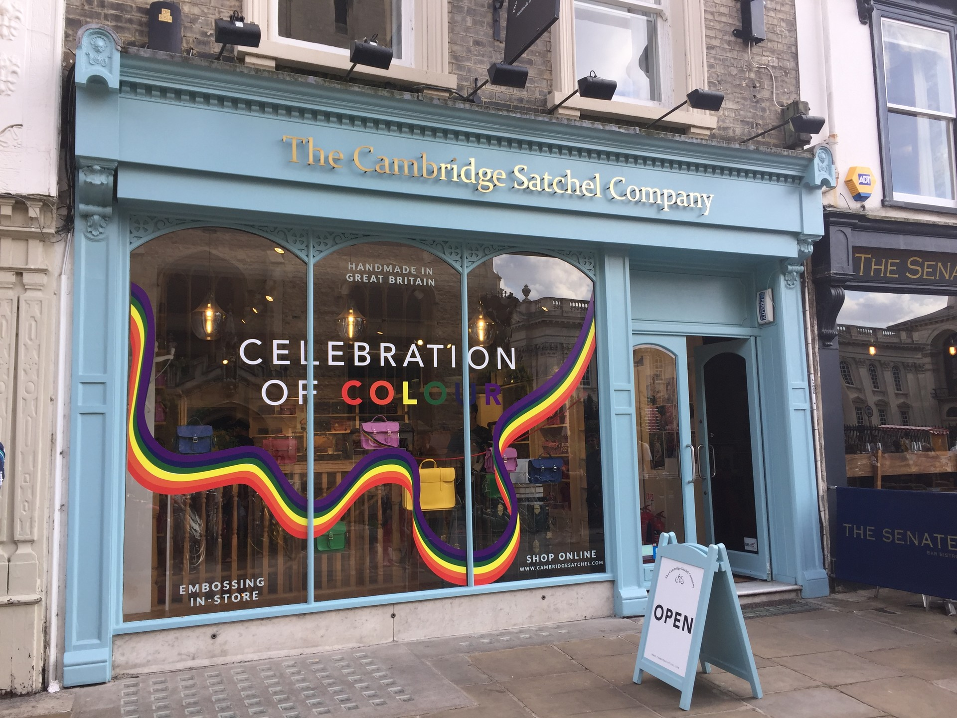 Cambridge's top 10 independent shops