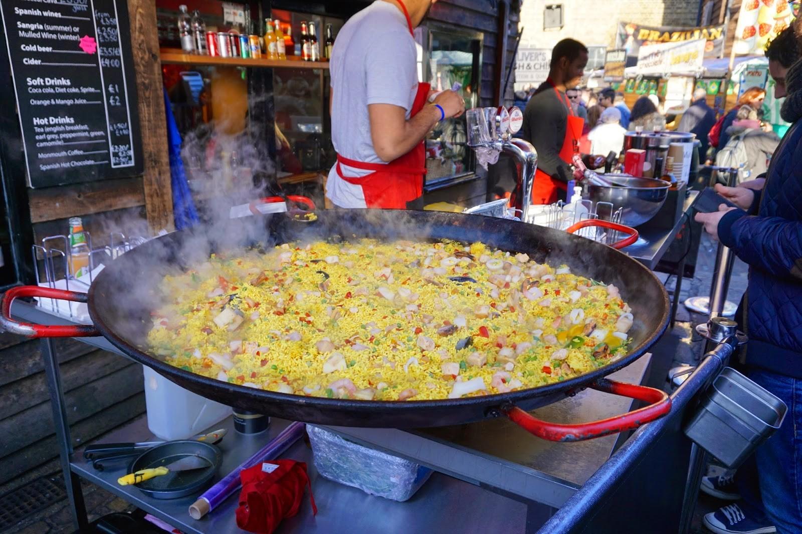 Camden Market, per chi è affamato!