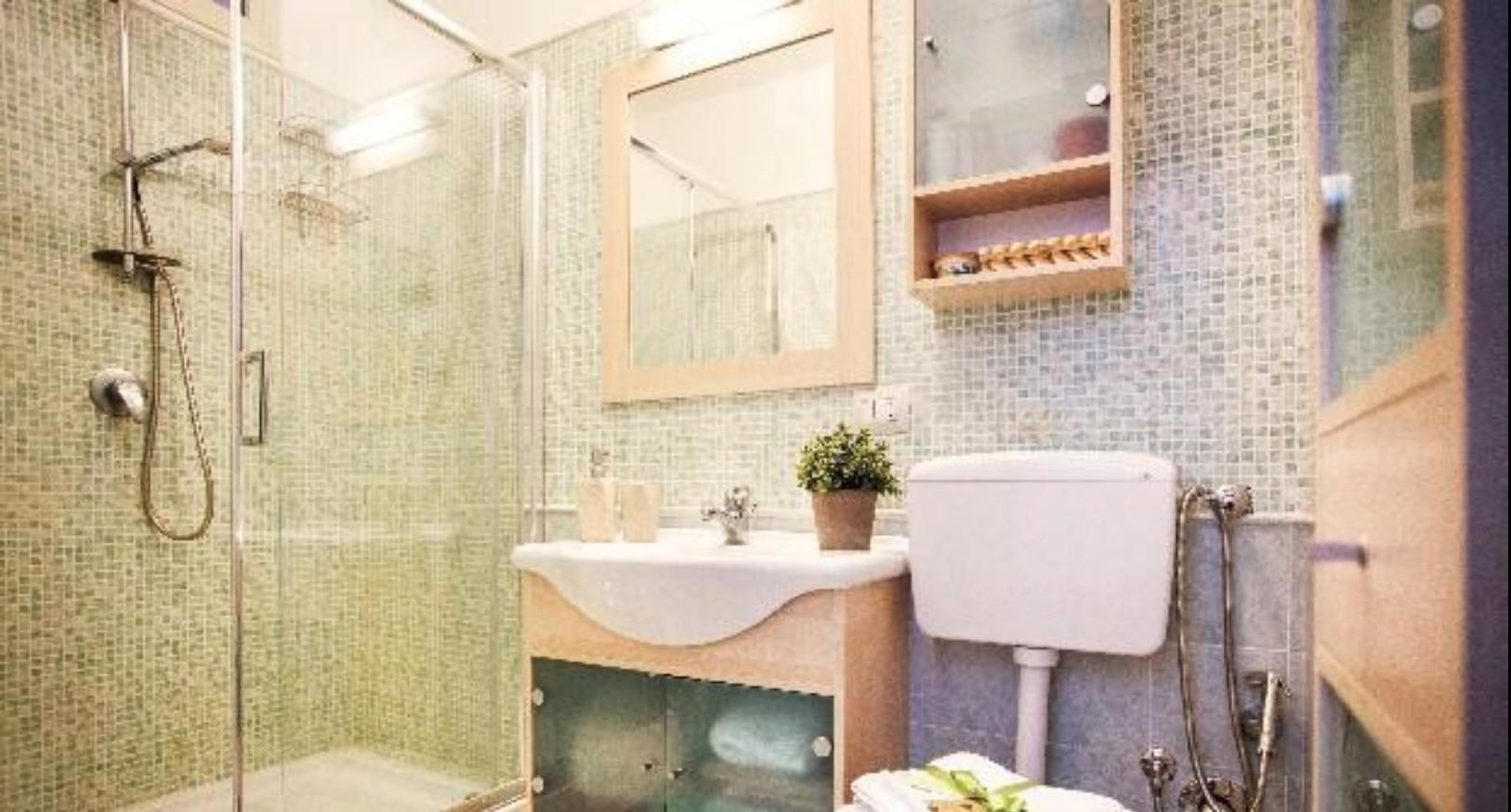 Camera lusso con bagno e cucina