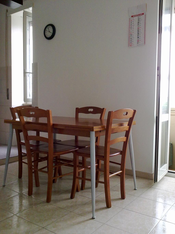camera singola con bagno privato ad uso personale zona tor verga