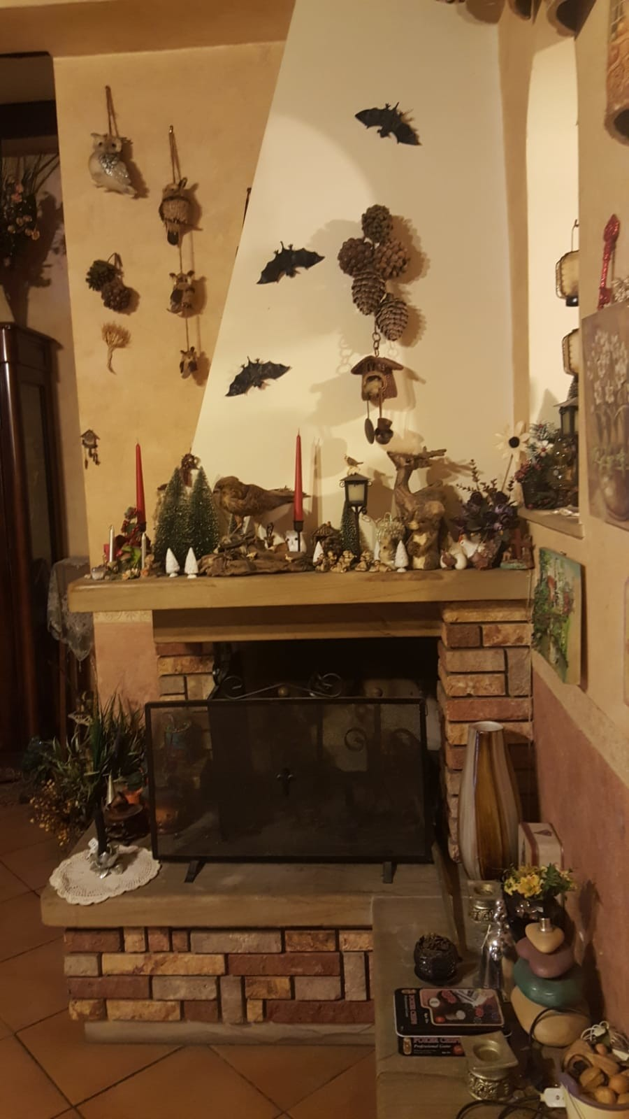 Camera singola  in villa unico proprietario