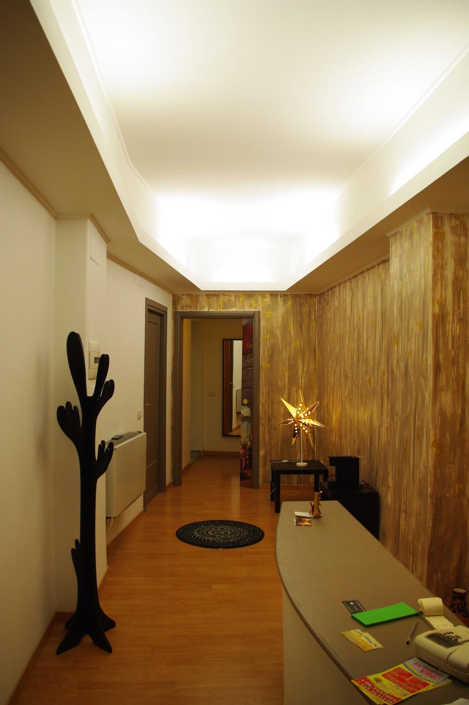 Camera di uso doppio o singolo con bagno esterno condiviso - Camera con bagno ...