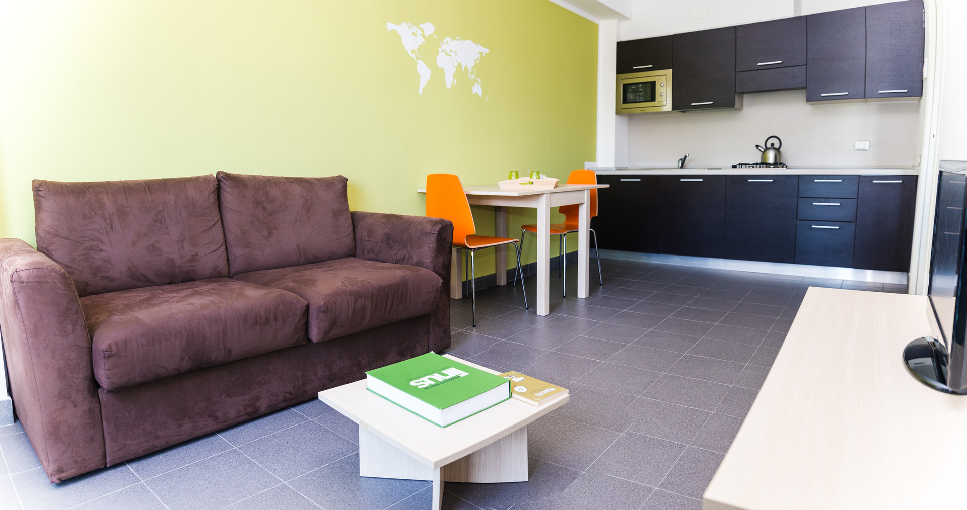 CampusX Executive - a double bedroom apartment a few steps away